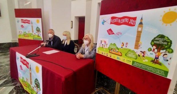 Presentato il cartellone delle iniziative e dei campus estivi