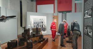 La mostra permanente a Palazzo Servanzi