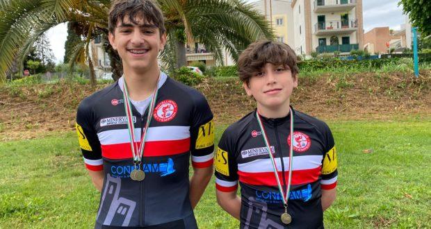 Jacopo Crognaletti e Alessandro Brunacci