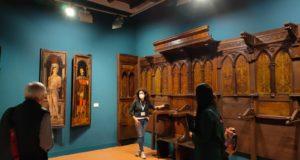 In Pinacoteca