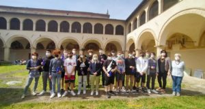 Un momento dell'iniziativa al San Domenico