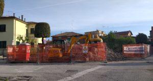 Demolita la villa della famiglia Massi