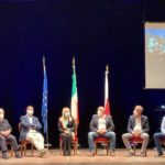 La presentazione del giornalista Daniele Pallotta