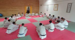 Il meeting di judo a San Severino