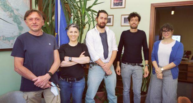 I coordinatori dell'iniziativa