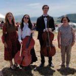 I due violoncellisti