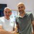 Luca Gentili con Mauro Canil