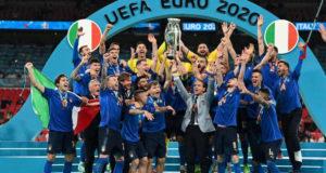 L'Italia di Mancini è campione d'Europa