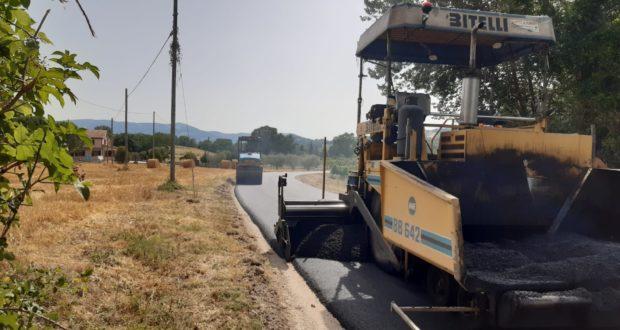 I lavori stradali