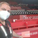 Roberto Taddei a Tokyo