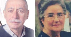Andrea Cipolletti e Leondina Domizi