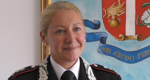 Il capitano Giulia Maggi