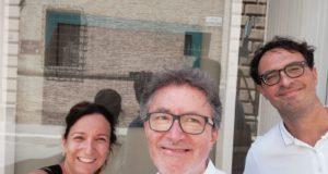 Giuliana Pascucci, Paolo Gobbi e Massimo Francucci