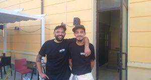 Piergiorgio Traversi e Luca Clemente