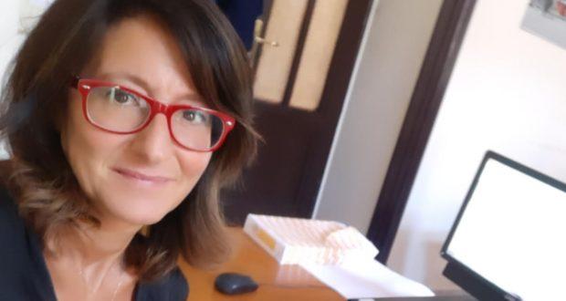 La preside Lauretta Corridoni