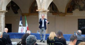 """Tarcisio Antognozzi presenta la sua lista al """"San Domenico"""""""