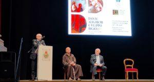 L'intervento del prof. Alberto Pellegrino al convegno al Feronia