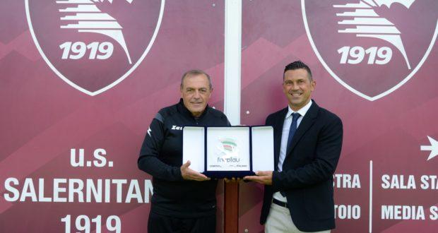 La premiazione di Fabrizio Castori