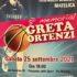 La locandina del Memorial Greta Ortenzi