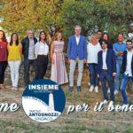 """La lista """"Insieme per San Severino"""""""