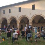 La presentazione al chiostro di San Domenico