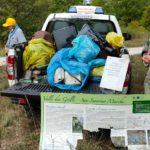 I rifiuti raccolti
