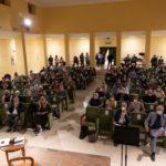 Presentazione della lista nella Sala Italia