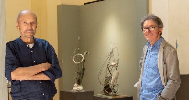 Adriano Crocenzi e Paolo Gobbi (foto di Emanuele Bajo)