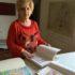 Cristina Raimondi mostra i disegni del papà Ezio dedicati alla Divina commedia