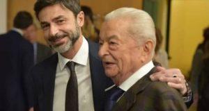 Stefano e Sante Tura (foto tratta dal sito Repubblica.it)